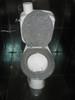 a funky disco toilet
