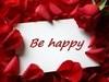♥ Be happy ♥