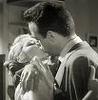 a 1950s kiss