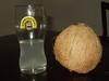 refreshing coconut water...