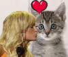 Paris Hilton Kiss