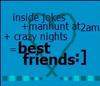 best friends! :]