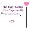 kodak cant capture everything!