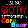 I'm so....