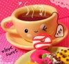 hot + sweet = U♥