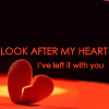 I left my heart with you