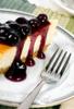 .blackberry cheesecake.