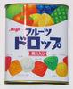 Meiji Fruit Drops