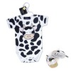 Moo's baby clothes