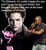 Sesame Street vs Edward
